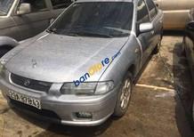 Bán ô tô Mazda 323 sản xuất 2000, màu bạc