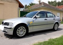 Cần bán xe BMW 3 Series 318i sản xuất 2005, màu bạc, nhập khẩu nguyên chiếc, giá chỉ 197 triệu