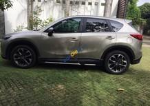 Cần bán Mazda CX 5 sản xuất 2016, màu vàng giá cạnh tranh