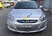 Cần bán xe Hyundai Acent sản xuất năm 2012, màu bạc, nhập khẩu, giá chỉ 428 triệu