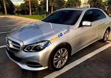 Bán xe Mercedes E250 sản xuất 2014, màu bạc, nhập khẩu nguyên chiếc