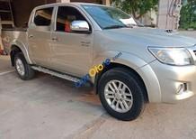 Cần bán lại xe Toyota Hilux sản xuất 2012, màu vàng chính chủ, giá 460tr