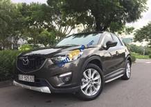 Bán xe Mazda CX 5 năm 2015, màu nâu, 735 triệu
