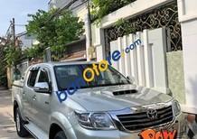 Bán Toyota Hilux 2.5 MT sản xuất năm 2013, màu bạc