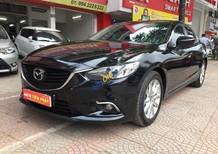 Cần bán gấp Mazda 6 2.0AT năm sản xuất 2016, màu đen chính chủ, giá chỉ 755 triệu