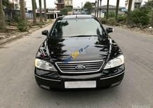 Cần bán xe Ford Mondeo sản xuất năm 2003, màu đen số tự động