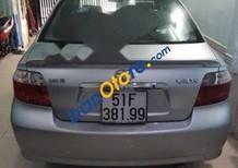Cần bán Toyota Vios G sản xuất năm 2004, màu bạc, 225tr