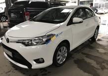 Cần bán xe Toyota Vios 1.5E AT năm sản xuất 2017, màu trắng, giá chỉ 536 triệu