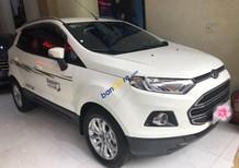 Bán xe Ford EcoSport Titanium 1.5L AT sản xuất 2016, màu trắng, giá chỉ 560 triệu