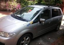 Cần bán gấp Mazda Premacy sản xuất 2014, màu bạc