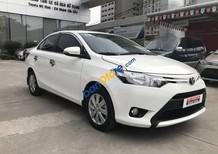 Bán Toyota Vios E sản xuất năm 2017, màu trắng
