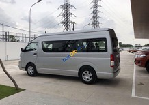Bán xe Toyota Hiace MT năm sản xuất 2018, màu bạc, Nhập khẩu Thái, giá tốt