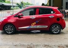 Bán Hyundai Grand i10 1.2 AT sản xuất năm 2017, màu đỏ, nhập khẩu Ấn Độ