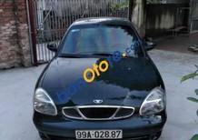 Bán xe Chevrolet Nubira 1.6 sản xuất 2000, màu đen