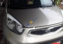 Cần bán lại xe Kia Picanto sản xuất năm 2014, màu vàng giá cạnh tranh