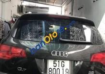 Cần bán xe Audi Q7 3.6AT 2007, màu nâu ghi