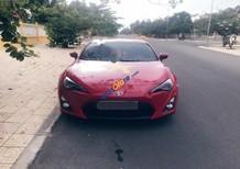 Cần bán lại xe Toyota FT 86 2.0 AT sản xuất 2012, màu đỏ, nhập khẩu