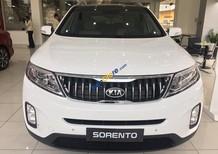 Bán xe Kia Sorento DATH sản xuất năm 2018, màu trắng, giá tốt