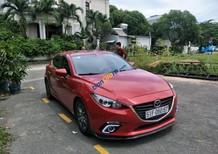 Bán ô tô Mazda 3 1.5AT năm sản xuất 2015, màu đỏ, 590tr