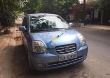 Cần bán Kia Morning SLX 1.0 AT năm 2007, màu xanh lam, xe nhập, 186tr
