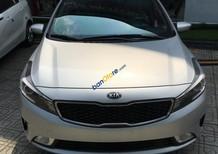 Cần bán xe Kia Cerato 1.6 SMT năm 2018, màu bạc, 499tr
