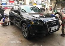 Bán ô tô Audi Q5 sản xuất năm 2010, màu đen, nhập khẩu
