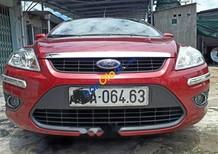 Cần bán lại xe Ford Focus sản xuất năm 2011, màu đỏ giá tốt