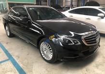 Cần bán Mercedes E200 sản xuất 2015 đk 2016, màu đen