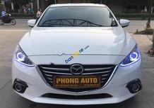 Cần bán lại xe Mazda 3 sản xuất 2016, màu trắng, giá 625tr