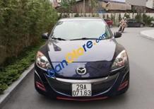 Cần bán lại xe Mazda 3 1.6 AT sản xuất năm 2010, màu xanh lam, nhập khẩu nguyên chiếc, giá tốt