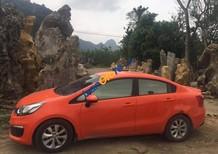 Cần bán xe Kia Rio sản xuất năm 2015, màu đỏ xe gia đình, 385 triệu