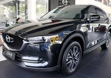 Bán Mazda CX 5 sản xuất năm 2018, màu đen