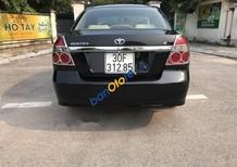 Cần bán gấp Daewoo Gentra sản xuất 2009, màu đen chính chủ