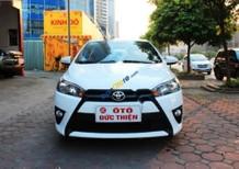 Bán Toyota Yaris 1.3E sản xuất 2014, màu trắng, nhập khẩu nguyên chiếc