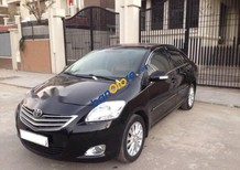 Cần bán xe Toyota Vios 1.5E năm 2010, màu đen