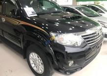 Cần bán gấp Toyota Fortuner 2.5G sản xuất năm 2014, màu đen, giá 808tr