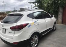 Cần bán xe Hyundai Tucson năm 2010, màu trắng, nhập khẩu nguyên chiếc giá cạnh tranh
