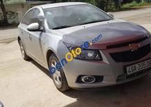 Cần bán gấp Chevrolet Cruze sản xuất năm 2012, màu bạc