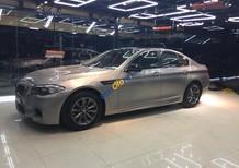 Cần bán BMW 520i sản xuất 2012, nhập khẩu xe gia đình