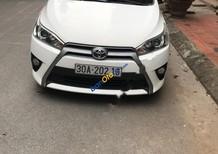 Cần bán gấp Toyota Yaris sản xuất 2014, màu trắng, nhập khẩu nguyên chiếc giá cạnh tranh
