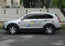 Chevrolet Captiva số tự động xám bạc 2008