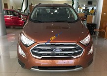 Cần bán Ford EcoSport 1.5L AT Ambiente năm 2018, màu nâu, giá chỉ 569 triệu