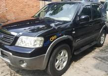 Cần bán gấp Ford Escape XLT 3.0 AT sản xuất năm 2005, màu đen