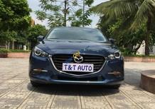 Cần bán gấp Mazda 3 năm 2018, màu xanh lam