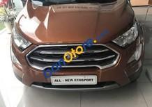 Bán Ford EcoSport 1.5L AT năm 2018, màu nâu, 648 triệ