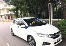 Cần bán gấp Honda City CVT  AT sản xuất 2016, màu trắng