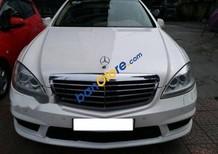 Cần bán lại xe Mercedes đời 2007, màu trắng