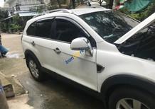 Cần bán xe Chevrolet Captiva LTZ 2.4 AT năm 2009, màu trắng, xe nhập