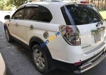Bán Chevrolet Captiva sản xuất năm 2010, màu trắng