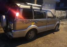 Gia đình tôi cần bán xe Mitsubishi Jolie màu vàng cát, sản xuất 2004